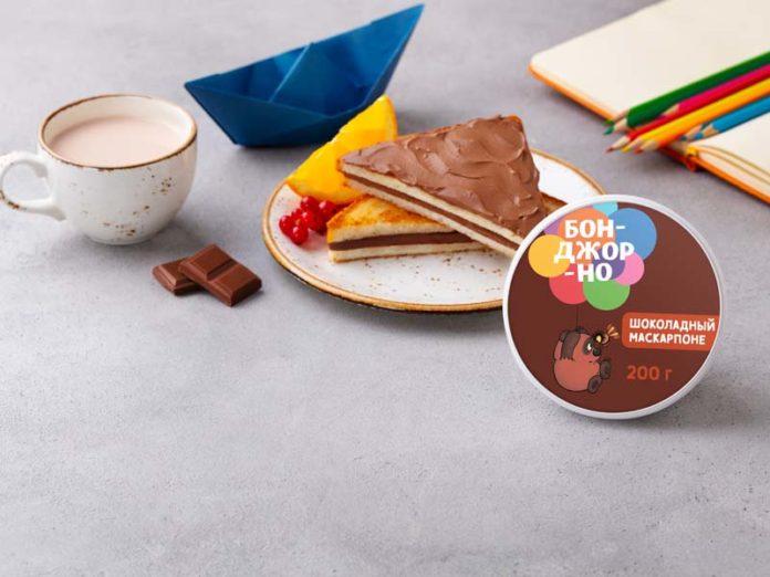 «Бонджорно шоколадный марскарпоне»