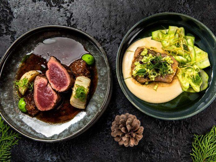 Блюда «Дикой кухни» от Рустама Тангирова