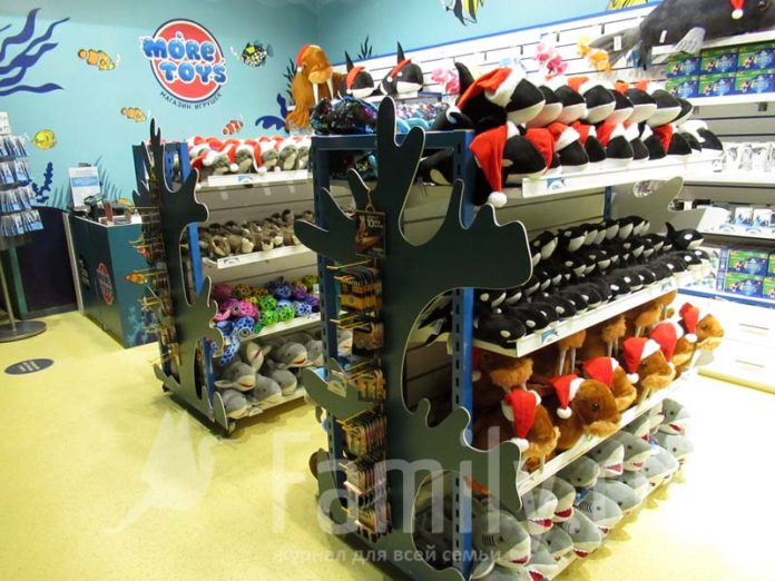Магазин игрушек