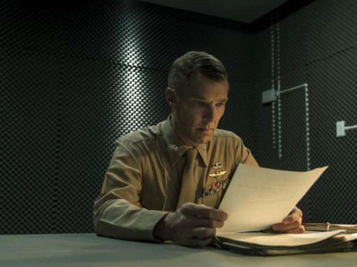 Бенедикт Камбербэтч в военной форме