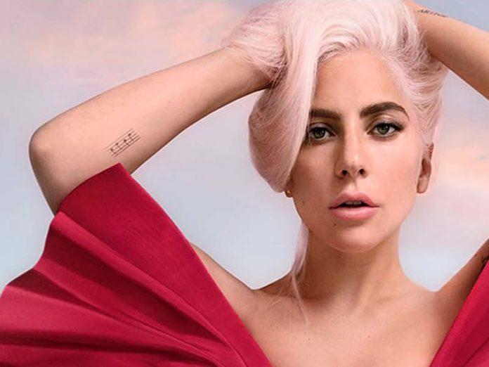 Леди Гага в рекламе новых духов Valentino