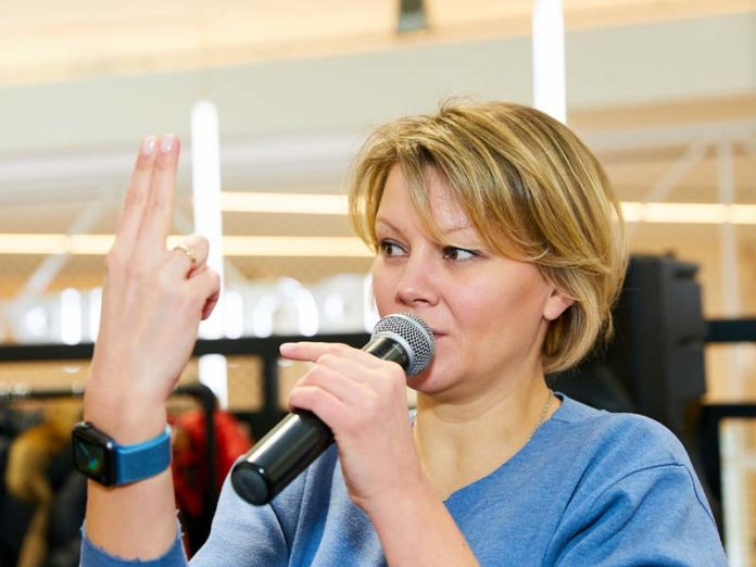 Наталья Соколова - директор фонда Со-единение