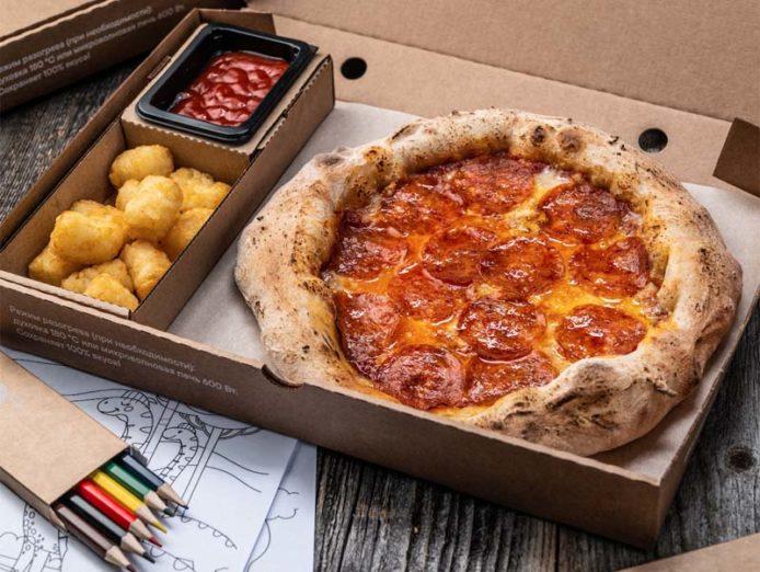 Набор с пиццей для детей