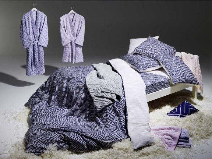 Постельное белье и халаты Kenzo