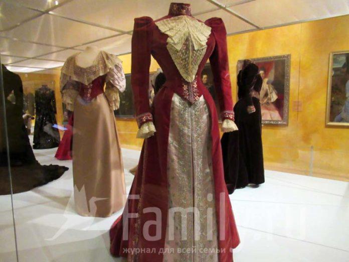 Платье Чарльза Ворта