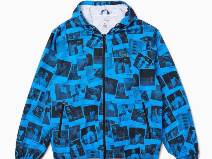 Легкая куртка Lacoste
