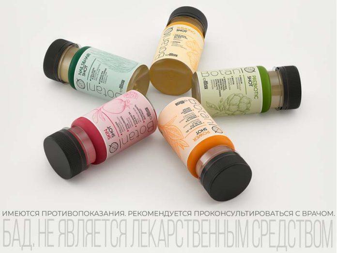 Бады для красоты кожи, ногтей, волос и иммунитета