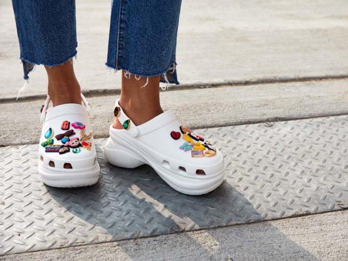 Обувь Crocs на лето 2021