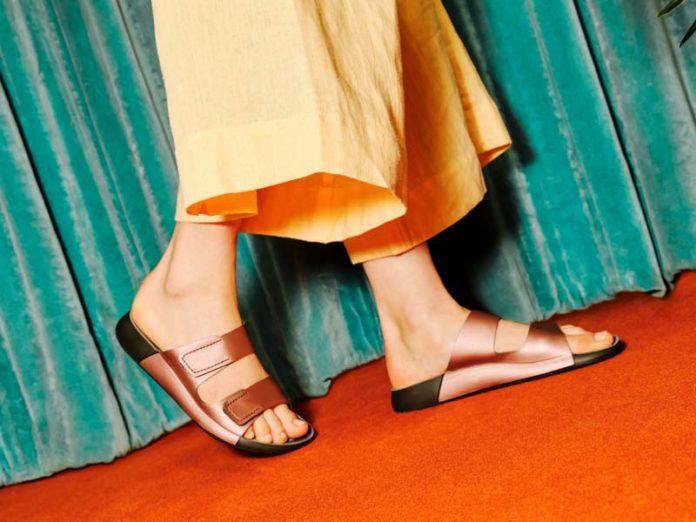 Красивые и удобные сандалии