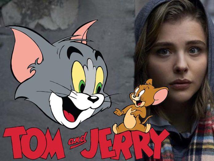 «Том и Джерри» 2021