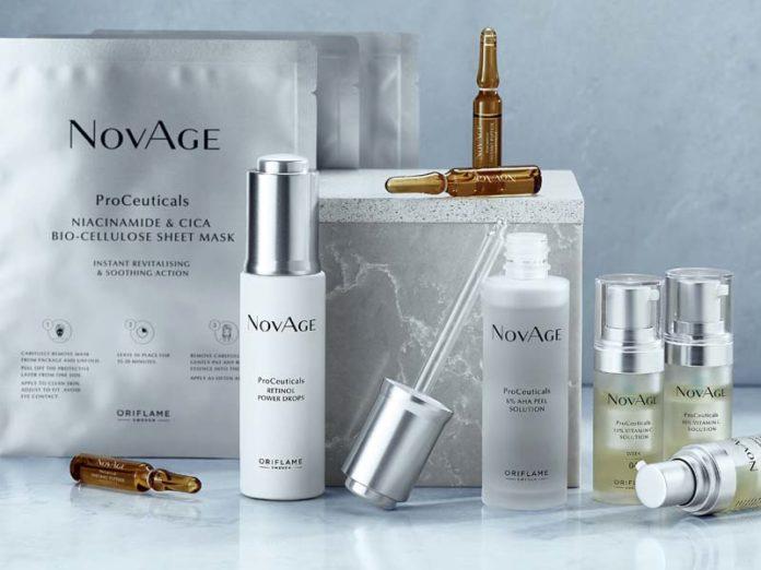 Серия Oriflame NovAge Proceuticals