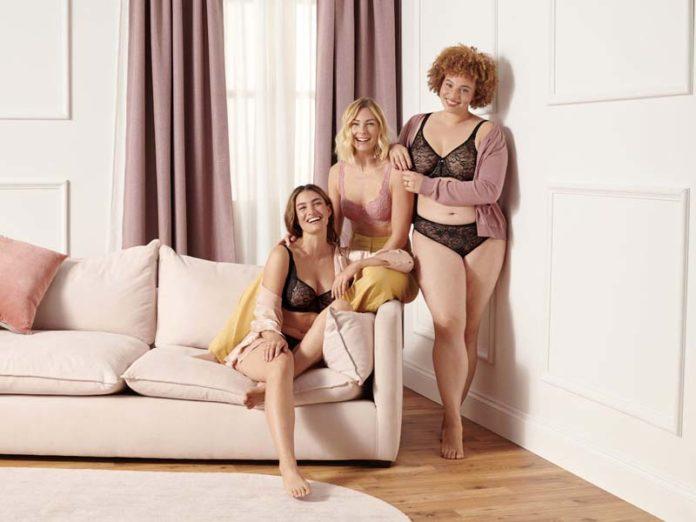 3 девушки в нижнем белье