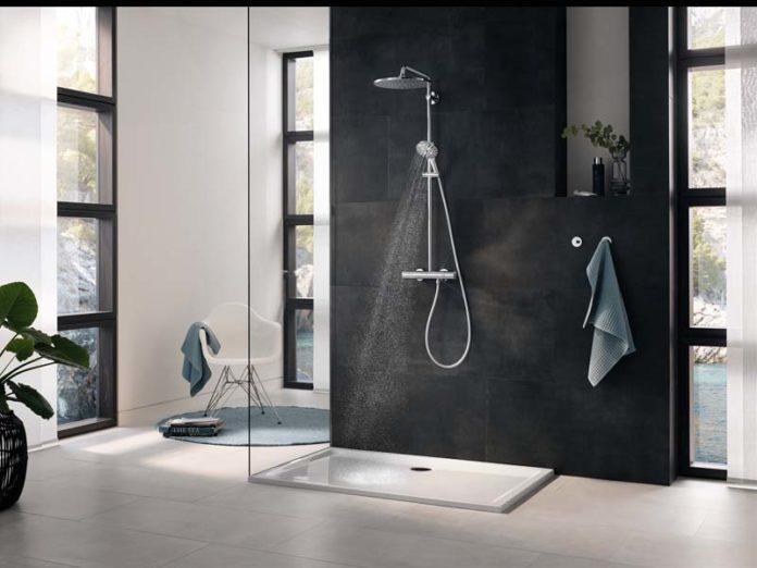 Душ Grohe Rainshower в ванной