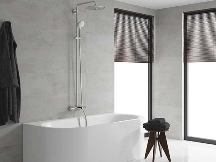 Ванная комната с системой Grohe Euphoria