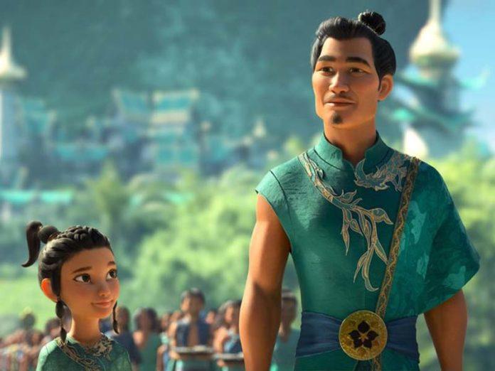 Райя и ее отец