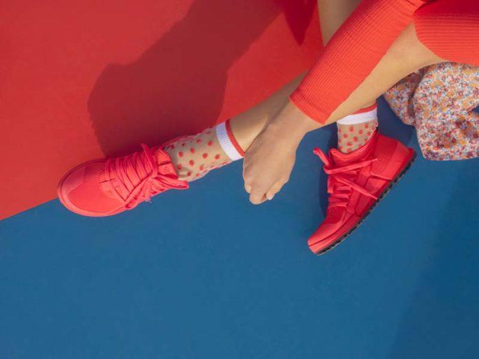 Модные кроссовки Ecco Biom 2.0