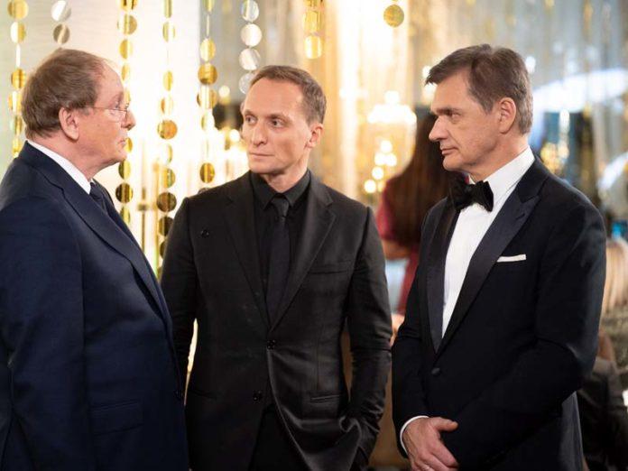 Константин Лавроненко, Виктор Вержбицкий и Владимир Мишуков