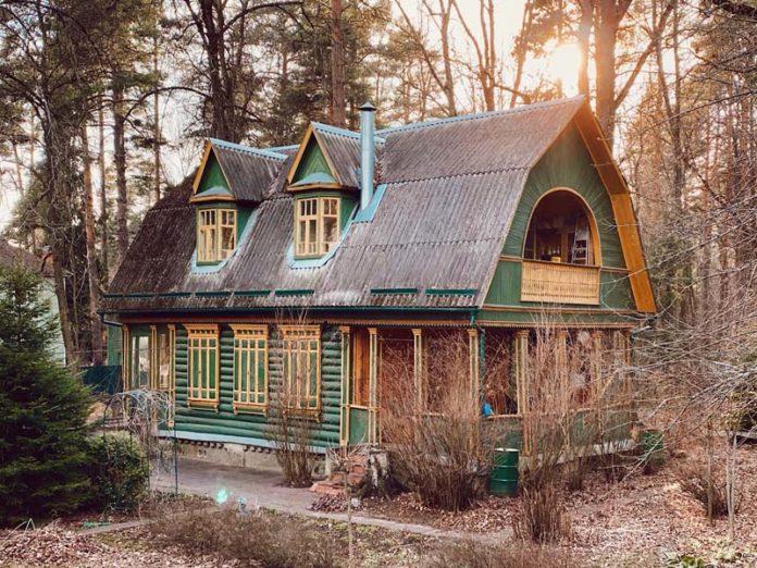 Дом в Кратово