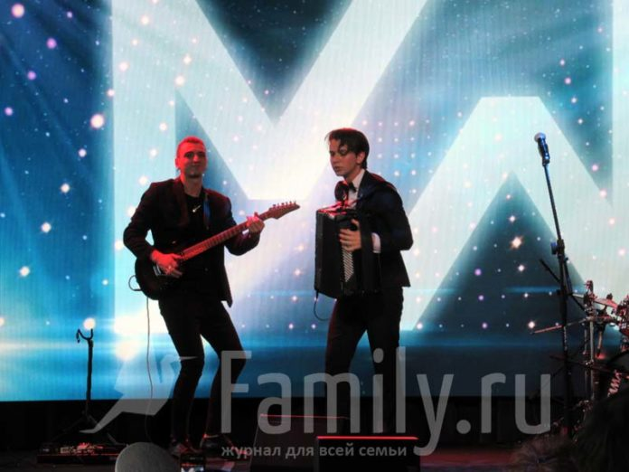 Mark Mayer band
