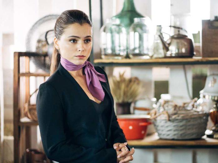 Мила Сивацкая в сериале «Град»