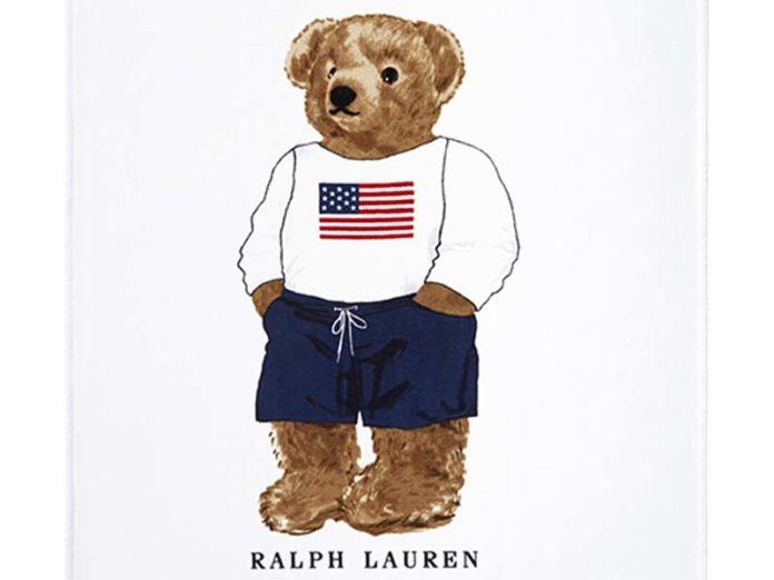 Мишка Ralph Lauren