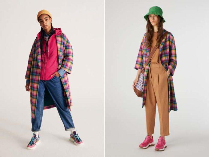 Модная молодежная одежда на осень