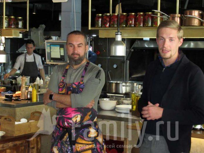 Алексей Буров и Алексей Каневский